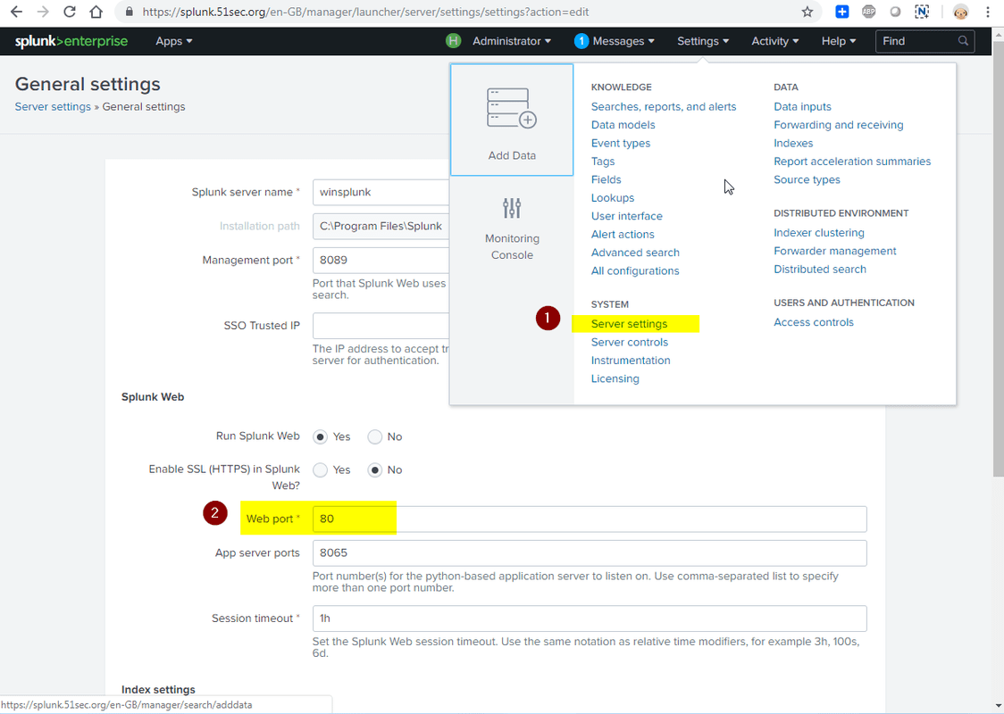 Splunk Tips and Tricks – Cyber Security Memo