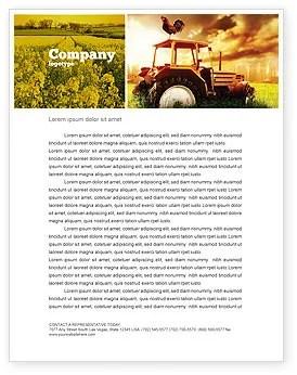Farm Letterhead Templates In Microsoft Word Adobe
