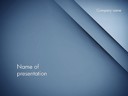 Business Abstract Background Presentation Template For