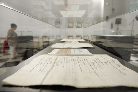 La exposición permanecerá abierta el público hasta el próximo mes de junio. David Pérez