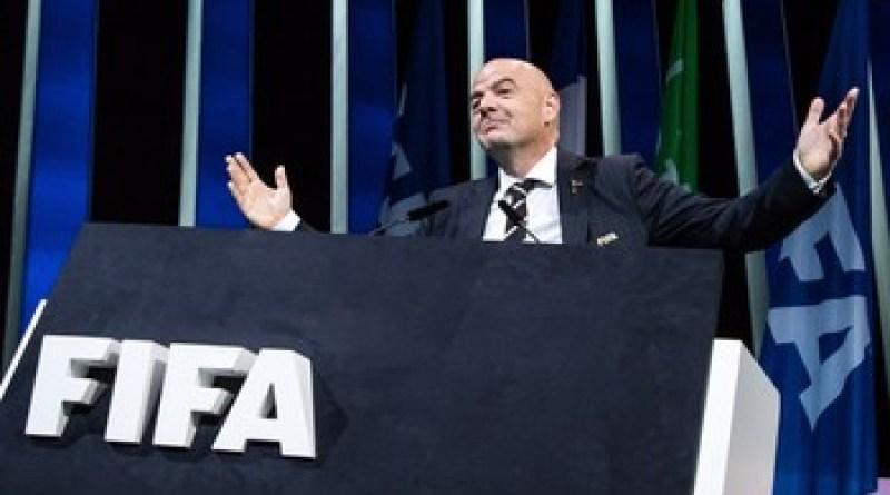 FÚTBOL. Gianni Infantino, reelegido presidente
