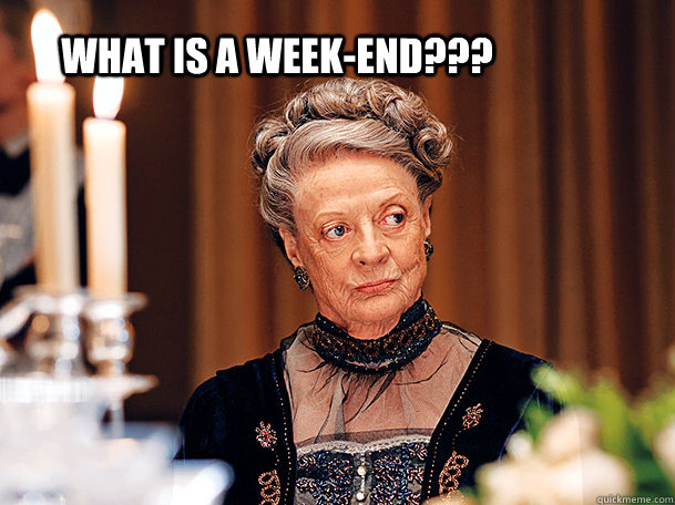 I heart Lady Grantham.