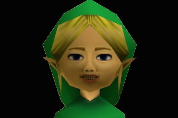 Creepy Link from BEN Drowned