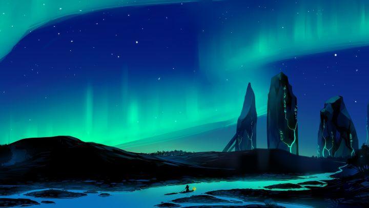 Aurora Borealis [3840×2160]