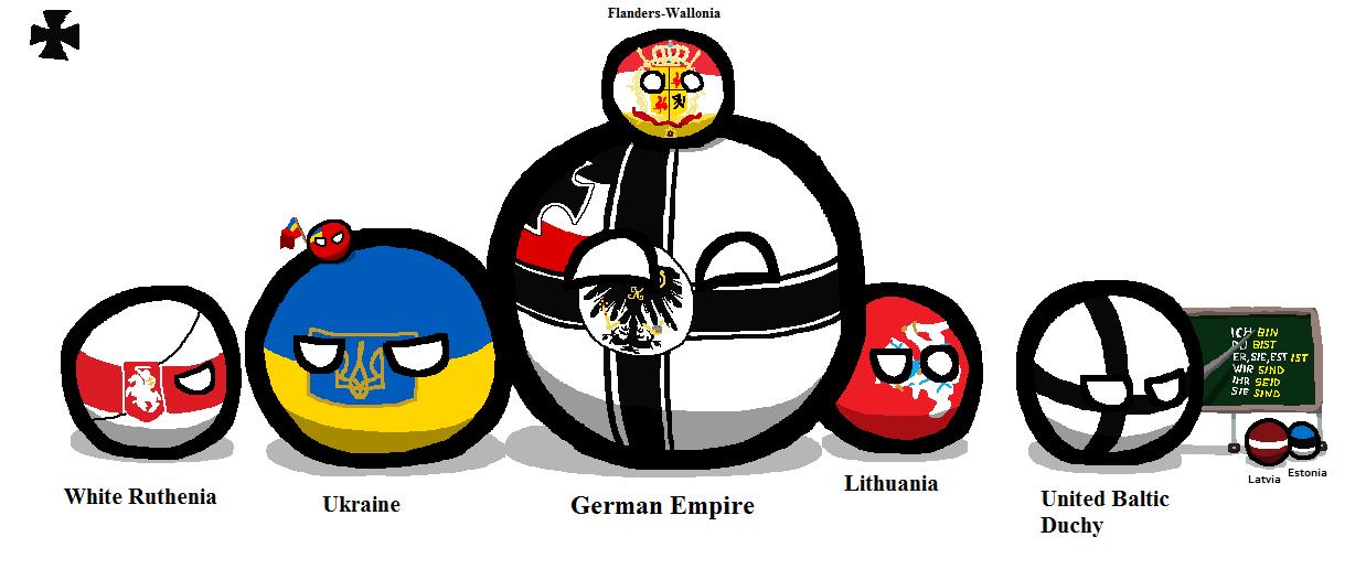 Kaiserreich Map Europe