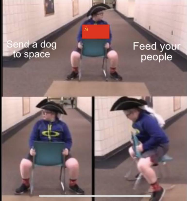 I Serve The Soviet Union Memes