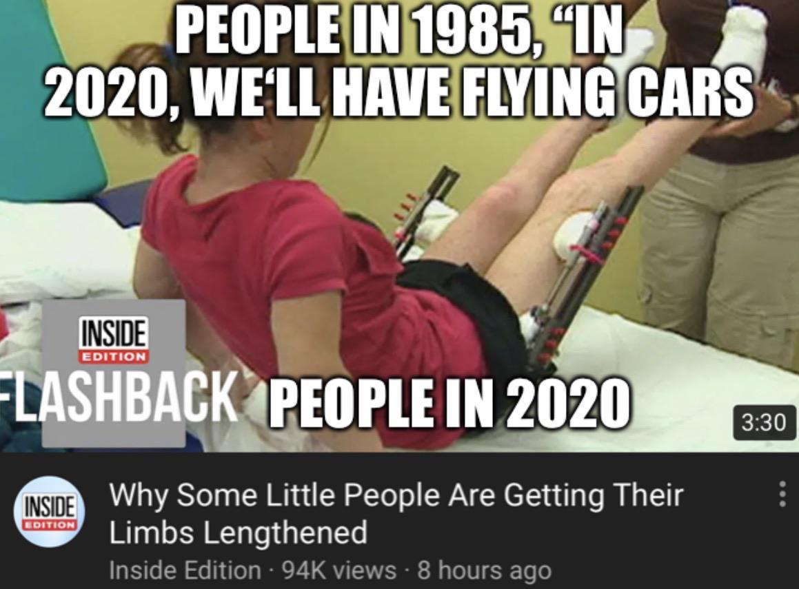 2020 Is Very Interesting Memes
