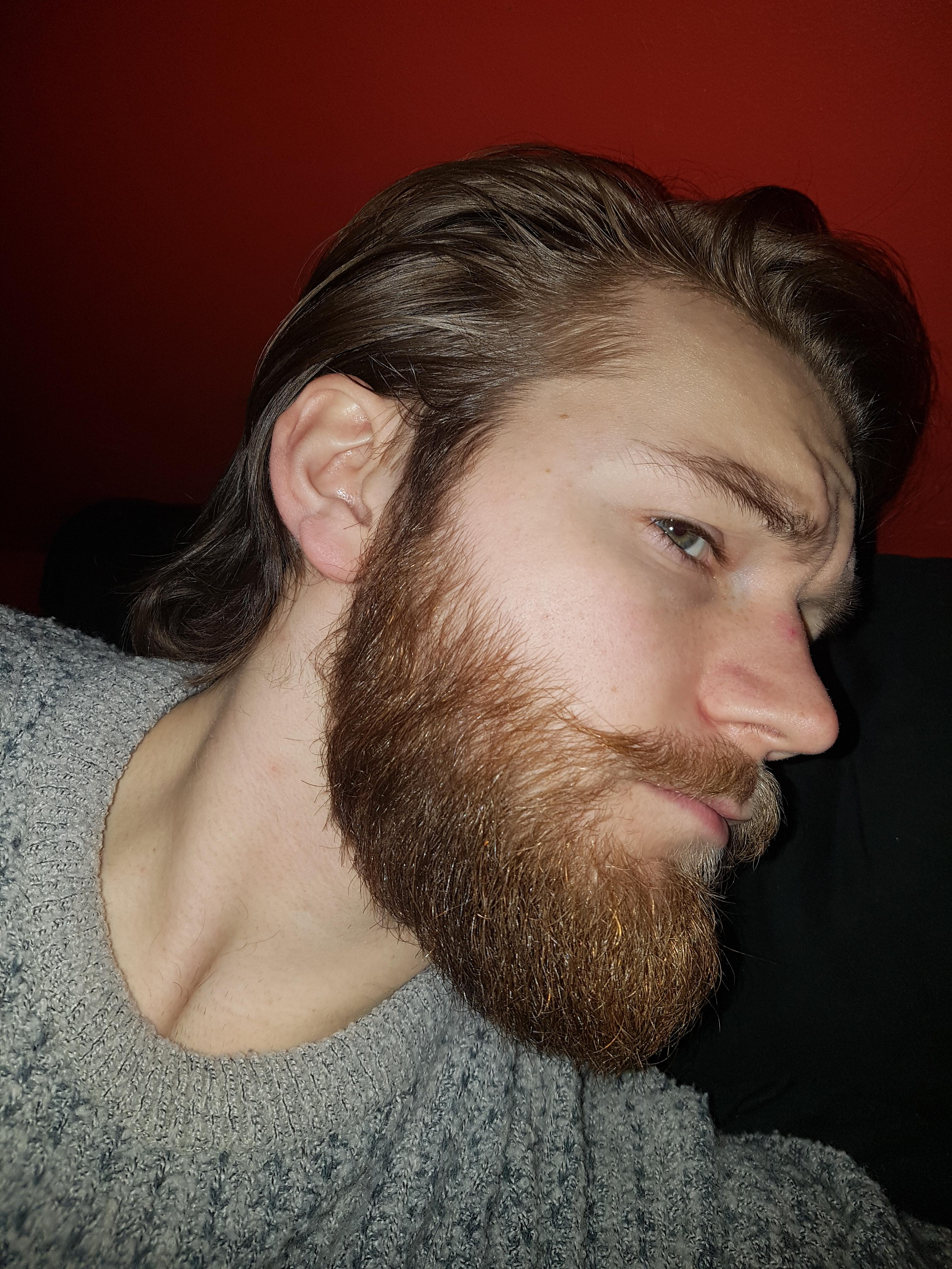 Y All Know Any Way To Make The Hair On The Cheeks Look Thicker Beards