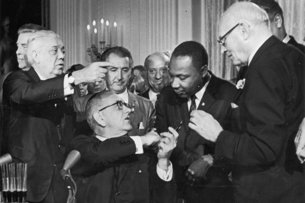 Image result for 1964 – The Civil Rights Act of 1964 is approved after surviving an 83-day filibuster in the United States Senate