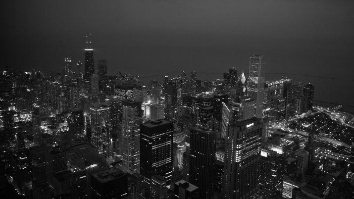 City Night Light [1920×1080]