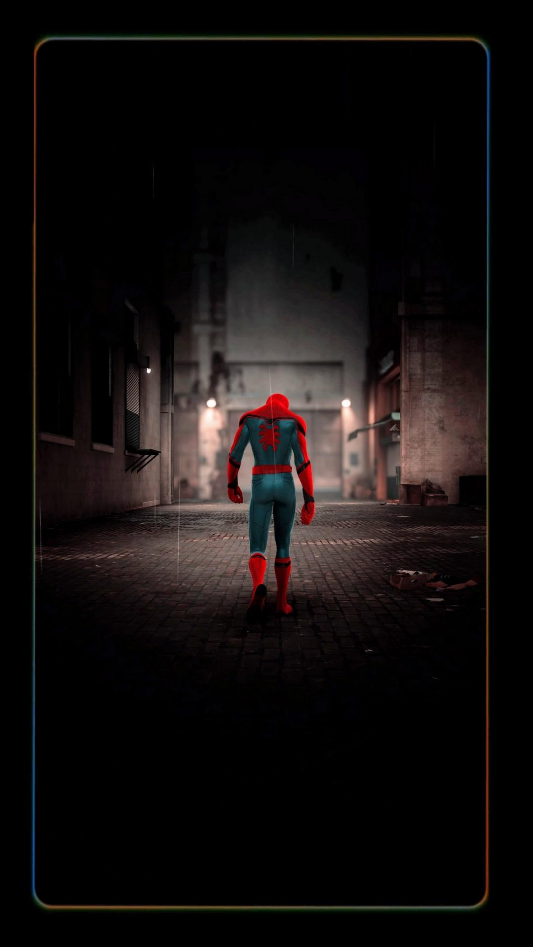 Another Cool Phone Wallpaper Spidermanps4