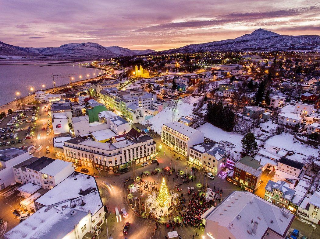 Akureyri, Iceland : pics