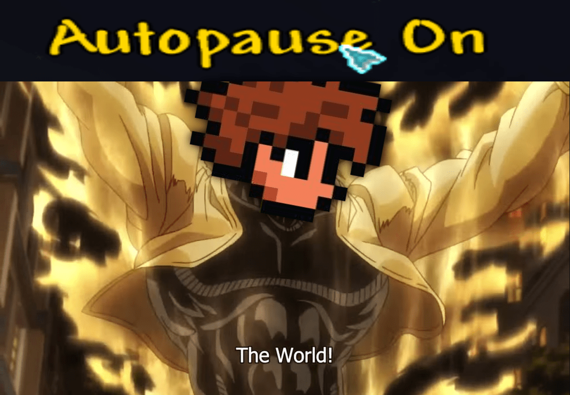 You Thought This Was Going To Be A Clean Terraria Meme But It Was
