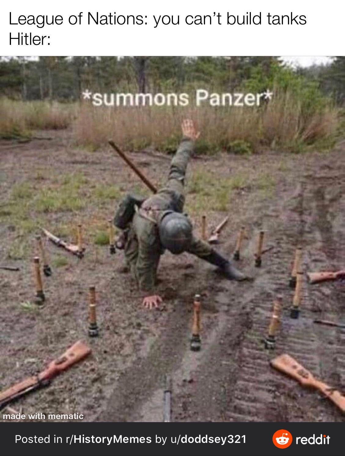 Template Of Ritual For Summoning Panzer Memetemplatesofficial