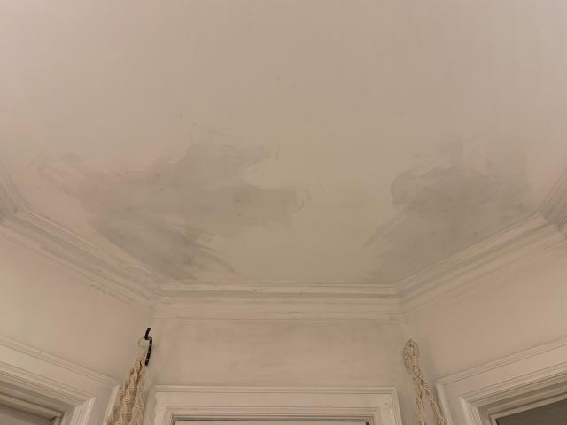 Any tips on how to get BAD candle soot off of walls / ceilings? I