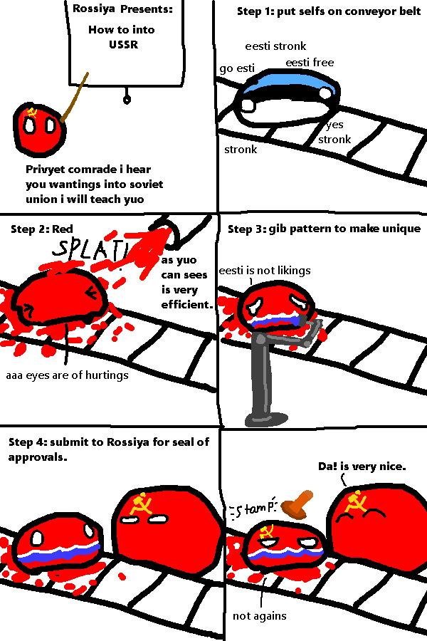 Soviet Hurry Follow Me Soviet Hurray Follow Me Polandball