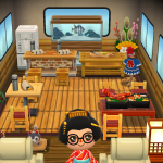 Welcome To My Mobile Sushi Restaurant Acpocketcamp