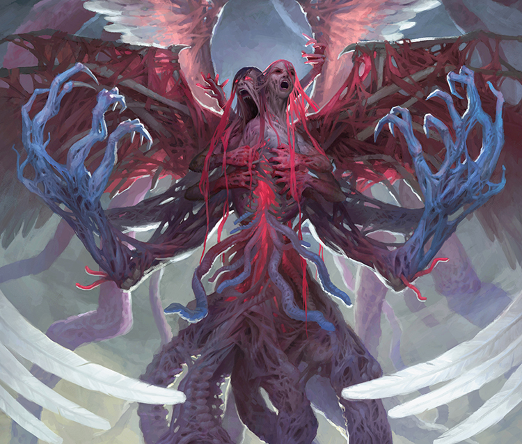 New Art From The Magic The Gathering Set Eldritch Moon Featuring The Two Angels Gisela And