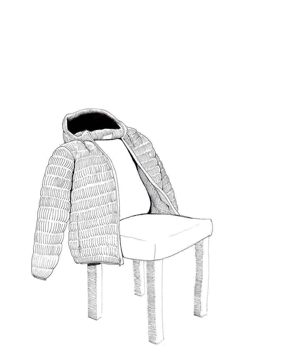 Jacket Ink A4 Art