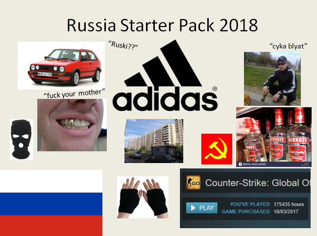 25 Years Old Slavic Boy Starter Pack Ifunny