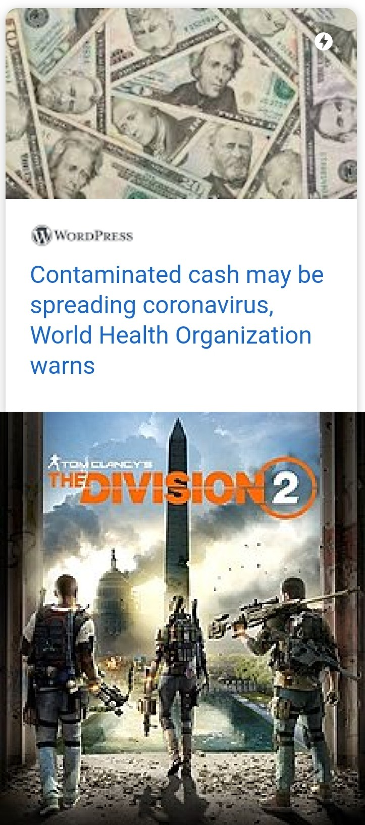 The Division 2 Memes