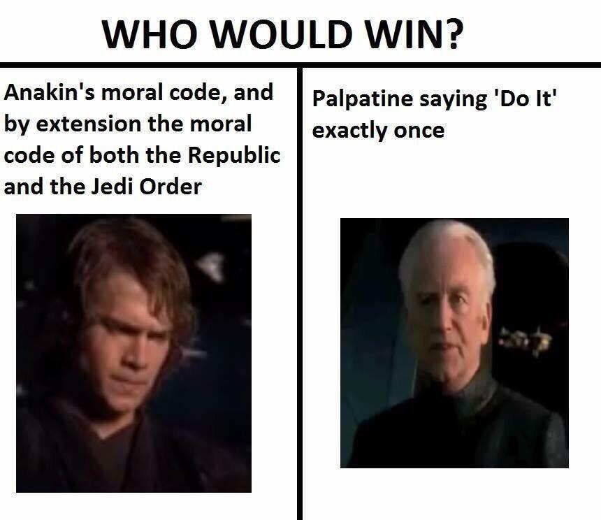 Palpatine Quotes: Emperor Palpatine Meme Do It