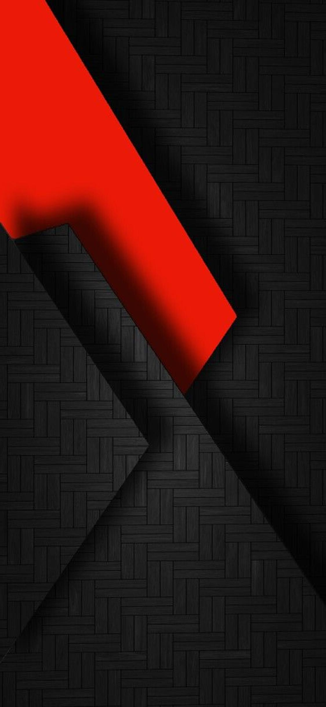 Clean iPhone X Wallpaper for anyone who likes black and red    iphone Clean iPhone X Wallpaper for anyone who likes black and red