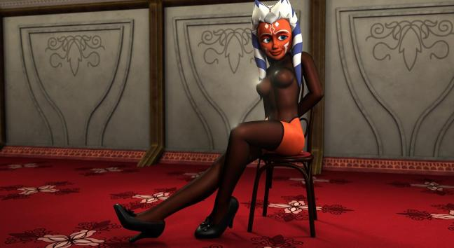 Ahsoka Tano (/u request)