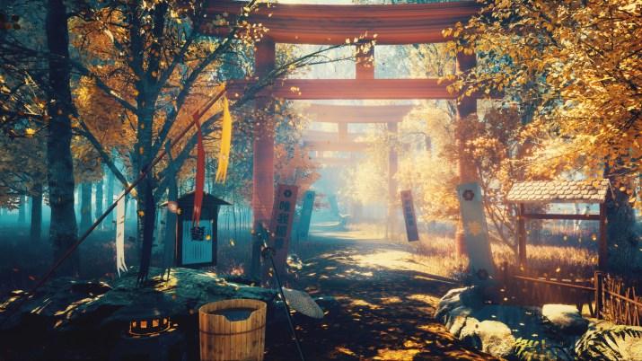 torii [5120×2880]