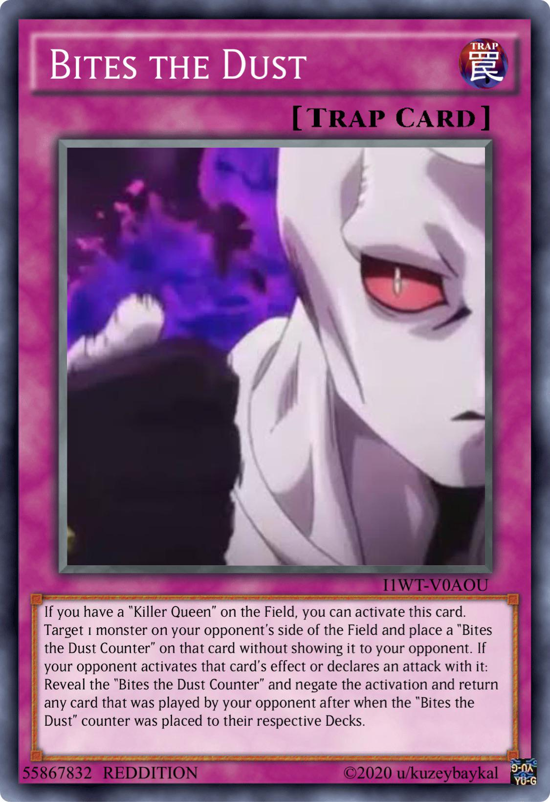 I Too Have Made Yugioh Stand Cards Album On Imgur