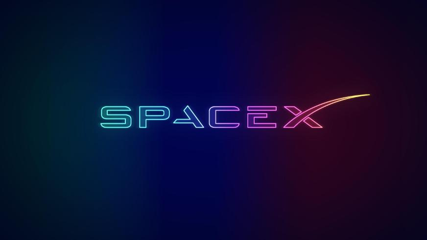Neon Spacex Wallpaper 3840 x 2160 : SpaceXLounge
