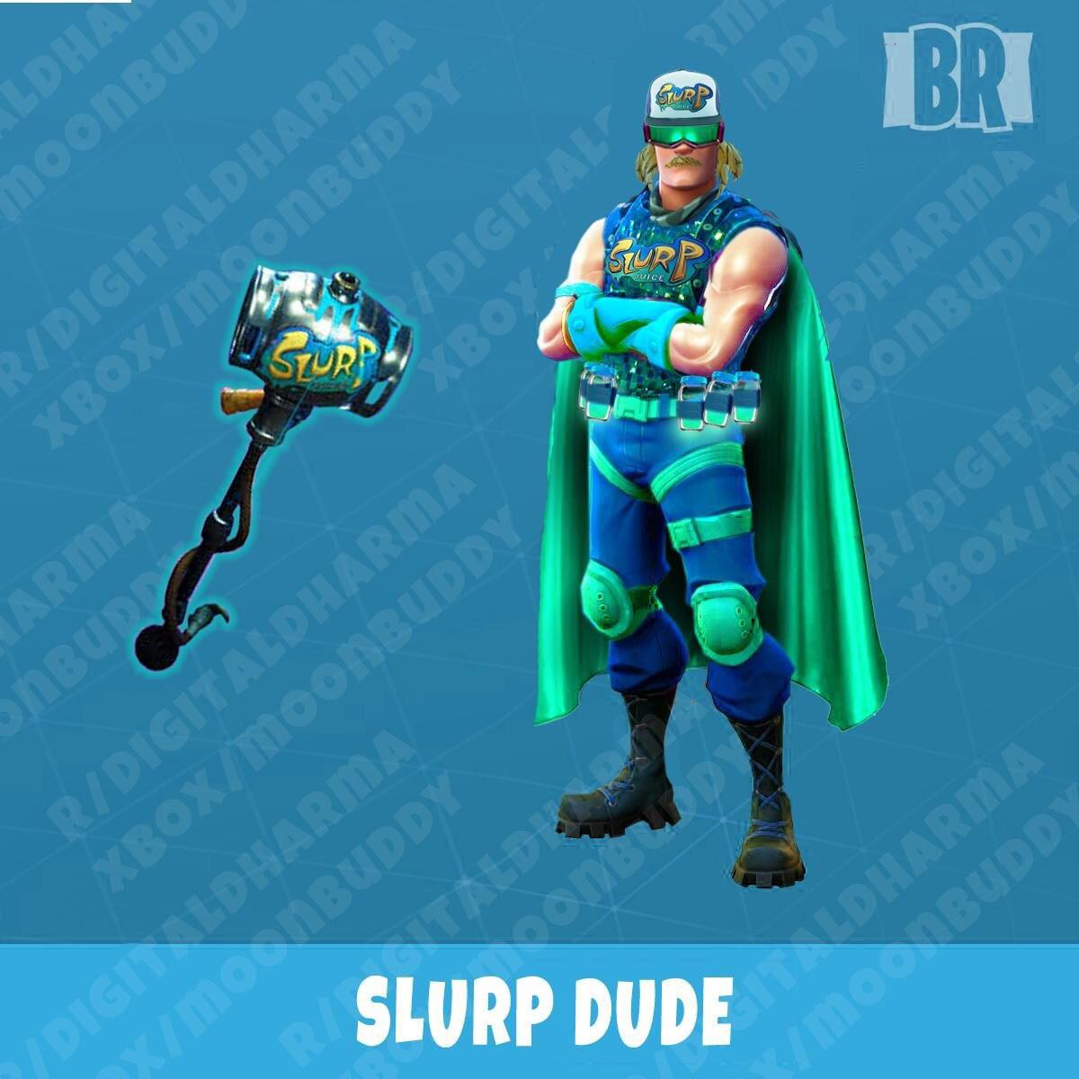 Could This Be The Outfit We Get When We Purchase The Season 4 Battle Pass Fortnite Battle Royale