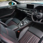 Audi Rs5 Coupe Interior 2018 Audi