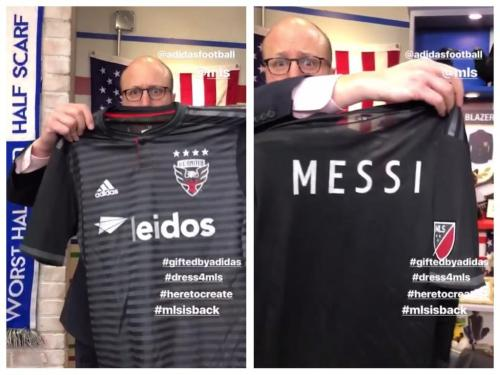 Dc United Reddit In Attractive Messi To Dcu Messi To Dcu