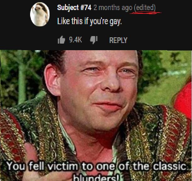 You Fool Memes