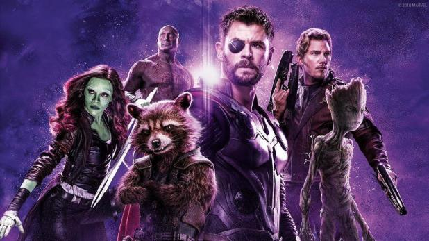 Image result for thor and the gotg