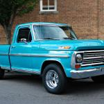1968 Ford F 100 Ranger Fordtrucks