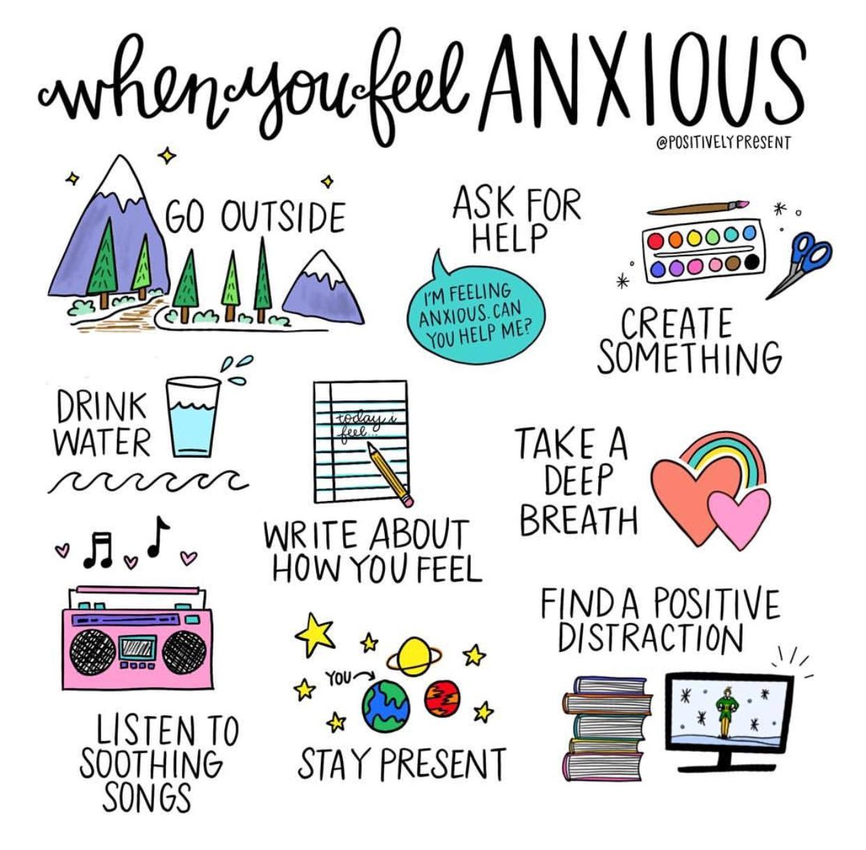I Hope This Can Be Helpful For Those Who Get Anxious I M