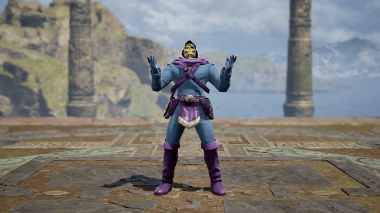 Soulcalibur VI's character creation mode is awe-inspiring, eye-opening and horrifying all at once