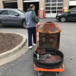 This Guy Returned This Burnt Pile Of Scrap Metal Fire Pit At Costco Last Week Lol Costco