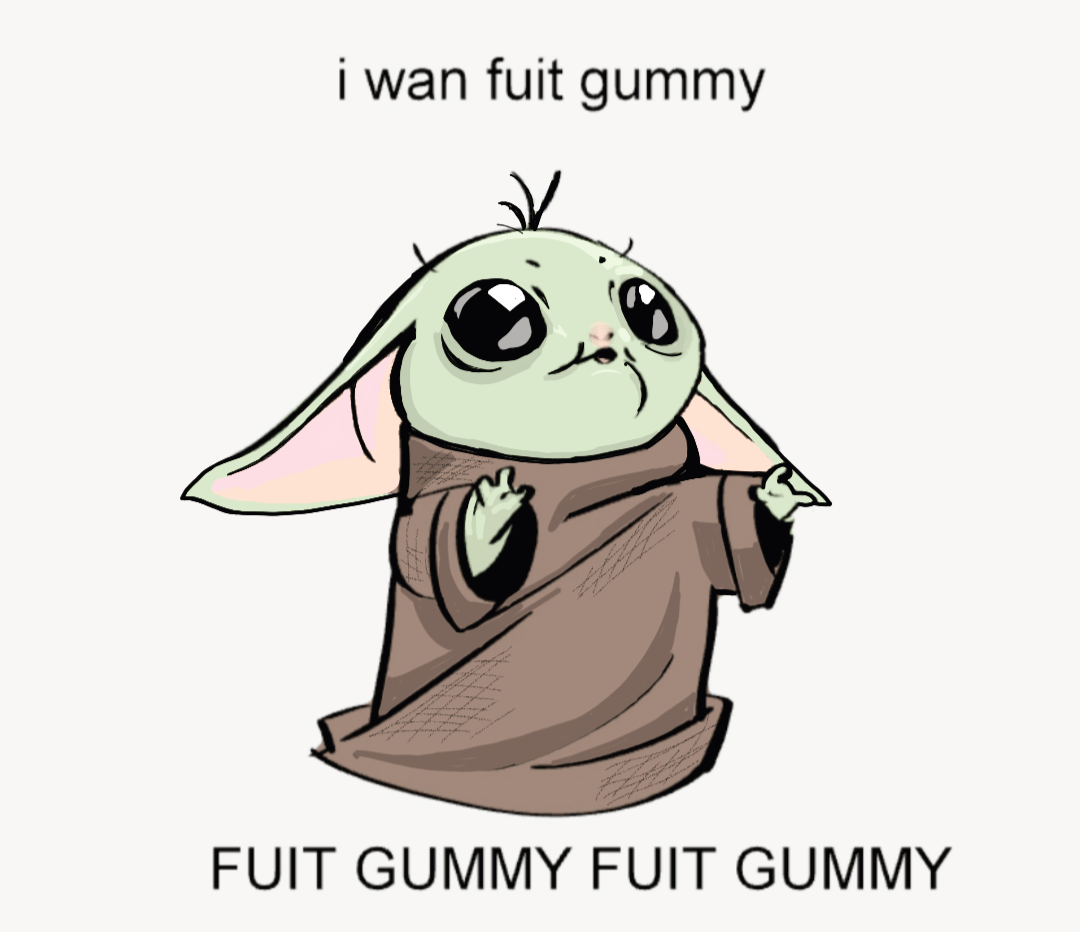 So I Spiced Up The Fuit Gummy Meme And I Think It Looks 10 000