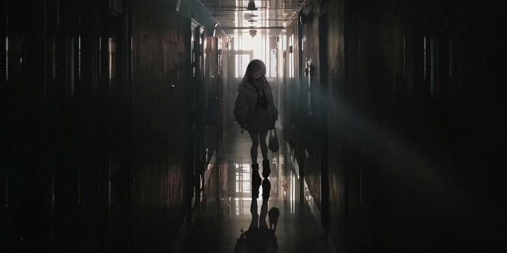 Dark Hallway [Original] (5760×2880)