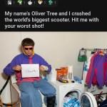 Lol I Found Oliver Tree Mel S Bf I Think On R Roastme Melaniemartinez