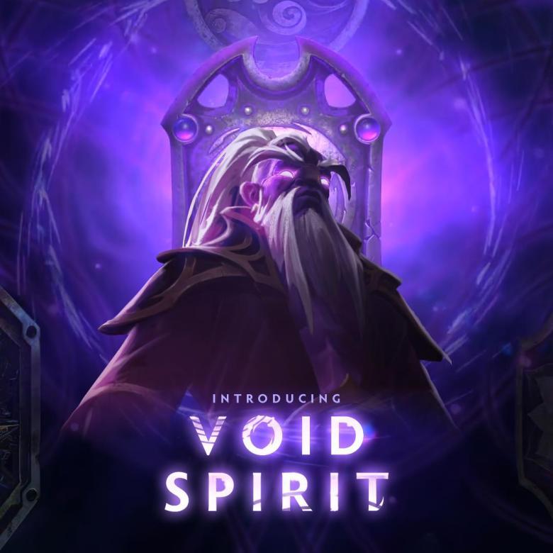 Image result for Void spirit dota 2