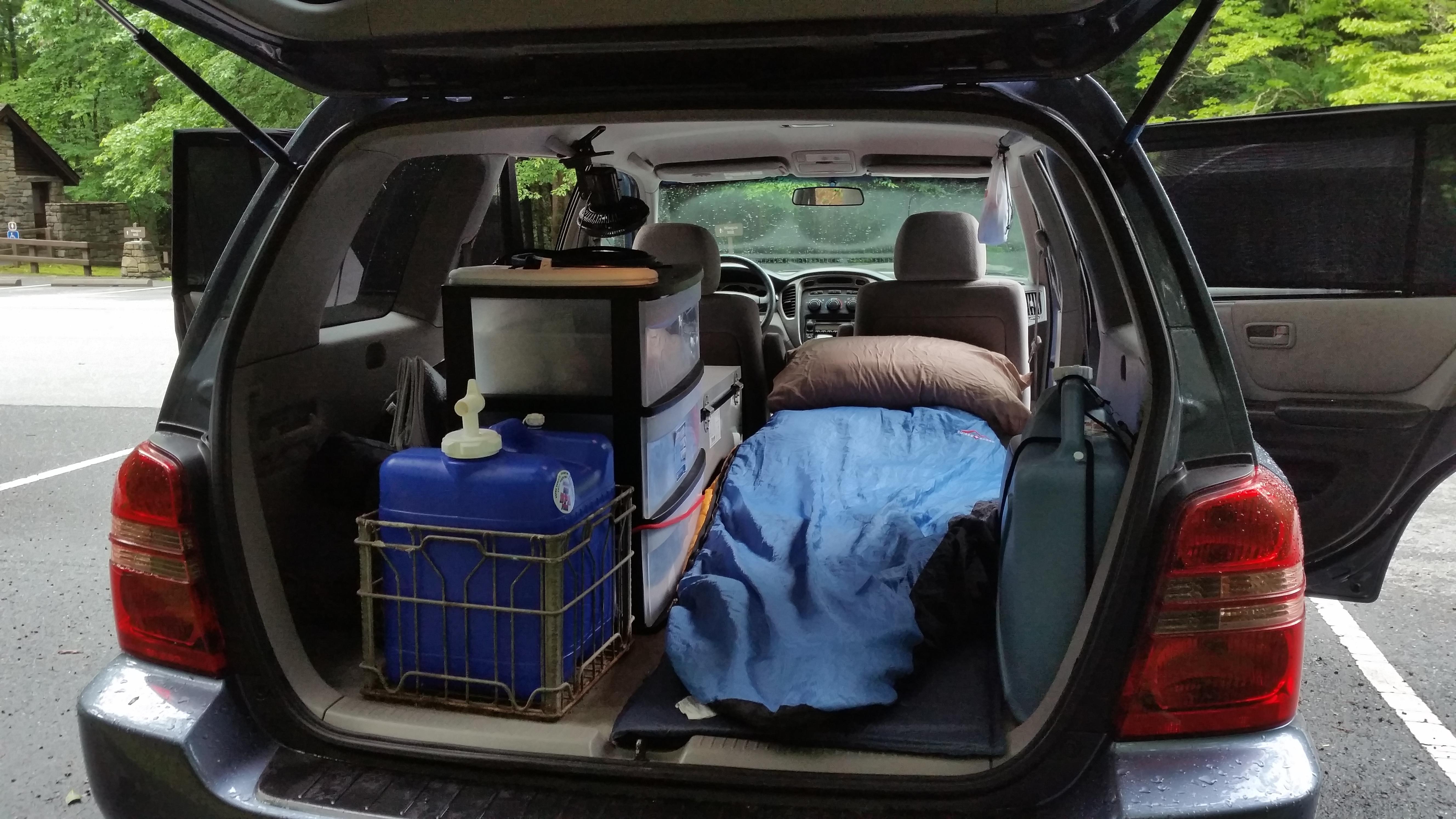 Highlander Camper Conversion Best Car Update 2019 2020 By