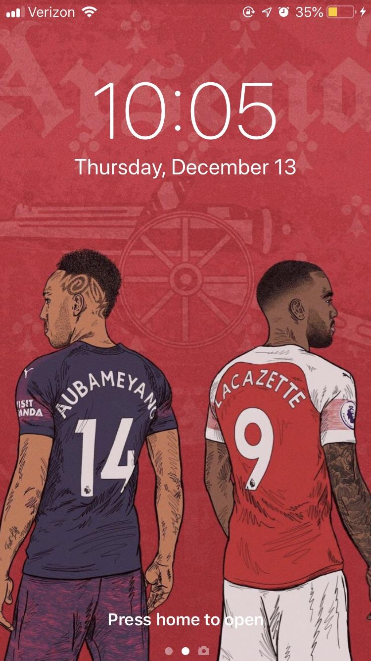 absolutely loving my new lock screen