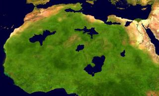 NASA Vegetation Index: Globe Continues Rapid Greening Trend, Sahara Alone Shrinks 700,000 Sq Km!