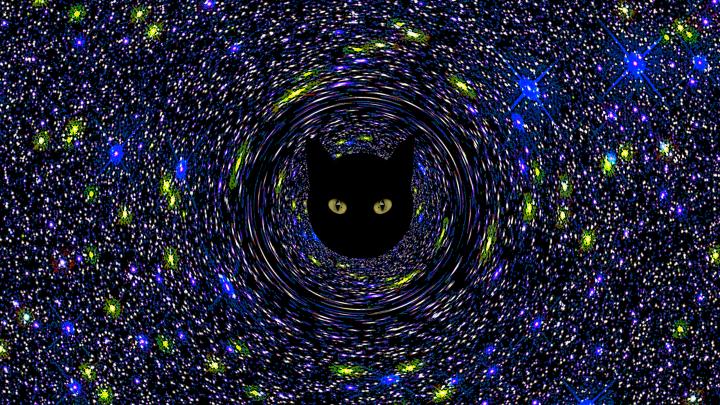[2560 x 1440] Supermassive Black Hole