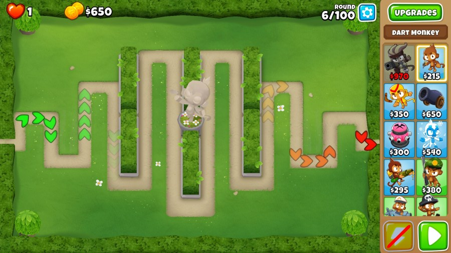 I find it highly amusing that this map is considered  easy     btd6  i redd it
