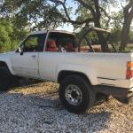 X Post R 4runner Top Off For The First Time Tried To Take It Off By Myself And Left A Bigass Dent On The Rear Quarter Panel Worth It 4runner 1stgen